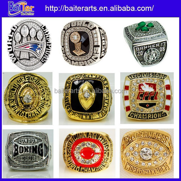 Design Cheap Custom Replica Wholesale Championship Sports Rings