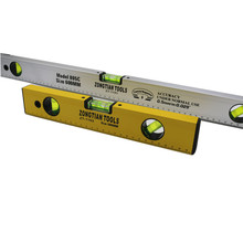 heavy duty measuring magnetic aluminium Spirit level
