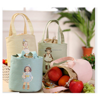 2018 Waterproof heat-sealed disposable thermal cooler flexiable wine tote bag for frozen food