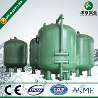 Industry Stainless Steel Sand Filter Aqua Plant Water Purification Plant