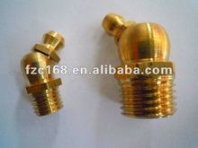 Different types of curved nozzle/ grease nipple type