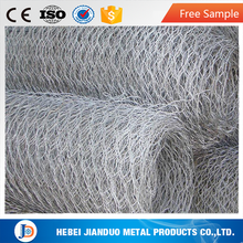 "3/4"" Hot dip Galvanized Hexagonal Wire Mesh/white plastic chicken wire mesh"