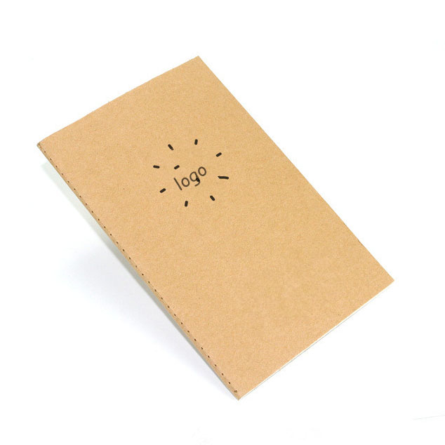 A4 A5 A6 Brown Paper Traveler's Journal Notebook With Lined Pages