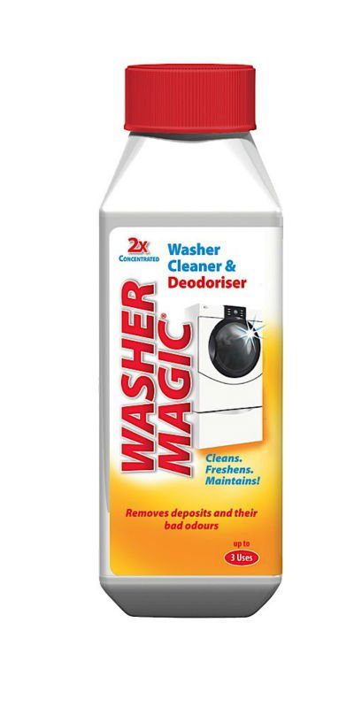 Washer Magic washing machine descaler