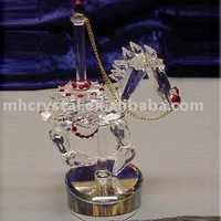crystal animal, crystal ornament MH-7052