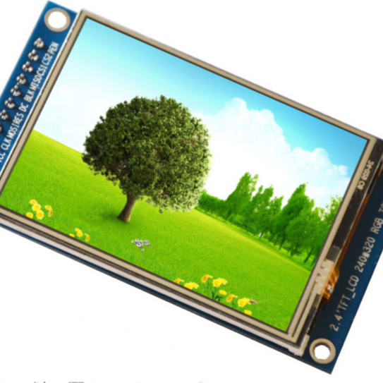 2.4 inch 11PIN SPI HD Color TFT LCD Module with Touch Panel ili9341 240*320 tft lcd display module