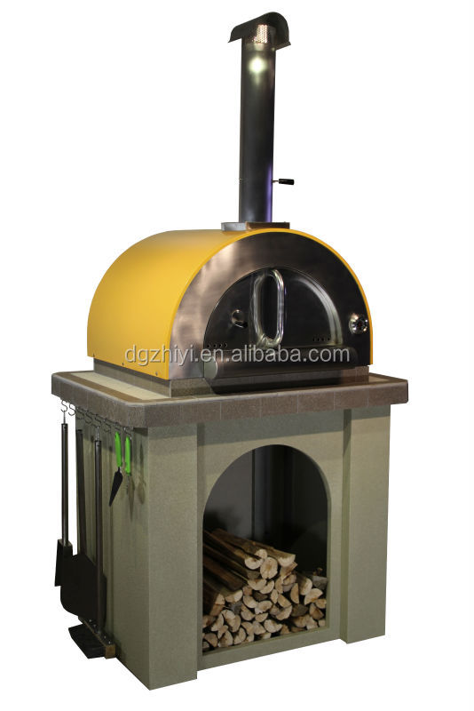 fast and movable outdoor wood fired bakery products manufacturers