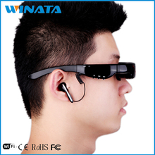 72 inch mobile theatre video glasses personal eyewear cinema Digital Mobile Theatre