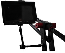"1080P hd lcd HDMI monitor 7"" rear view camera monitor with magic arm+2 battry plates"