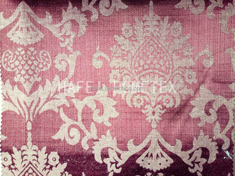 curtains jacquard photo