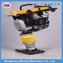 Construction Machinery concrete Road vibratory tamping rammer with Honda engine,Robin engine and Subaru