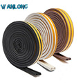 EPDM self-adhesive rubber foam door sealing weather strip
