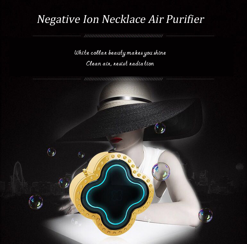 necklace air purifier