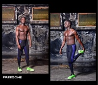 Men compression wear