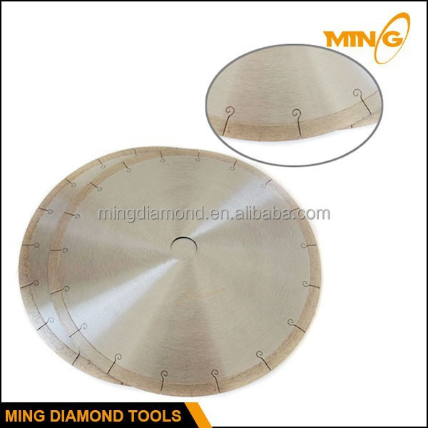 125mm 150mm 230mm 300mm 350mm Wet Cutting Diamond Tile Cutting Blade For Ceramic Tile and Porcelain Tile Saw Blade