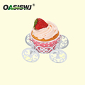 Mini cup cake stand/single cup cake holder 4'x2.5'x2'