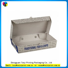 Wholesale packaging cardboard box 1-layer sbb paper gift box