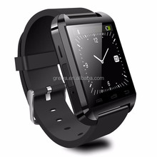 cheapest Factory android latest wrist hand watch mobile phone price, bluetooth smart watch with heart rate monitor touch screen