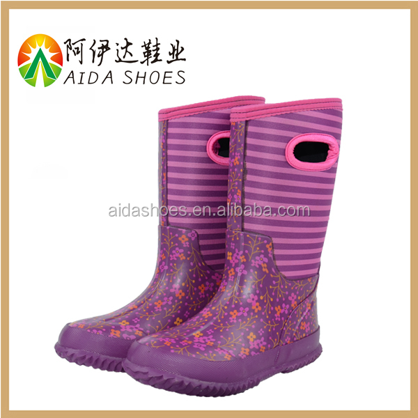 hot selling best quality custom design your own neoprene rubber dust boots