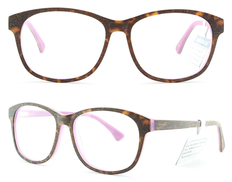 2017 fashion style colorful acetate optical frame with CE certificate