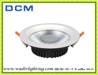 Factory direct sales led down light cob smd downlight led 5w 10w 15w 20w