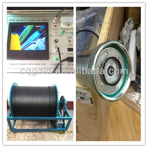 Overview Borehole and Water Well Inspection Camera Systems