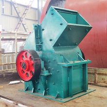 PC serie Glass bottle crushed machine , glass recycling machine hammer crusher price for sale