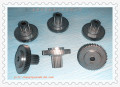 double sintered gears by powder metallurgy fo auto part