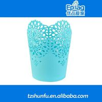 2015 soft orchid pot,bamboo flower pots,rotational plastic flower pot