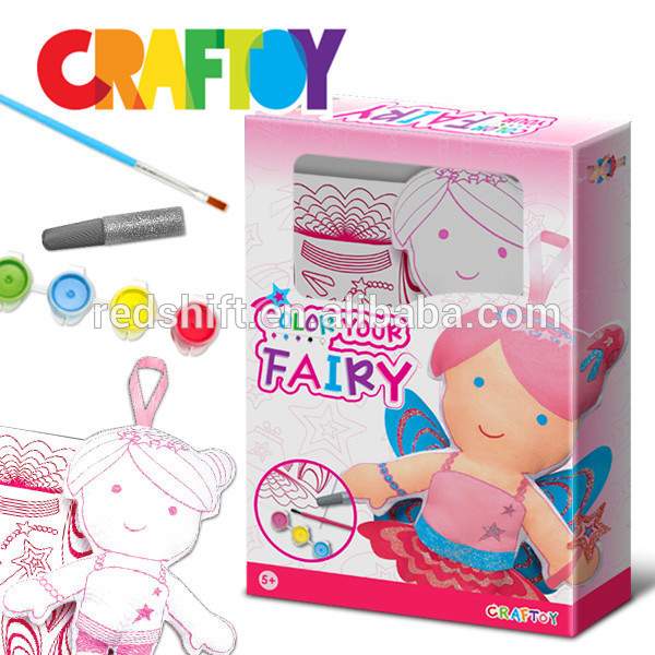 Toy kit Coloring Doll manufacturer