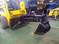 LUYUE Mini Skid Steer Loader JC45G/700KGS 0.4CBM Bucket
