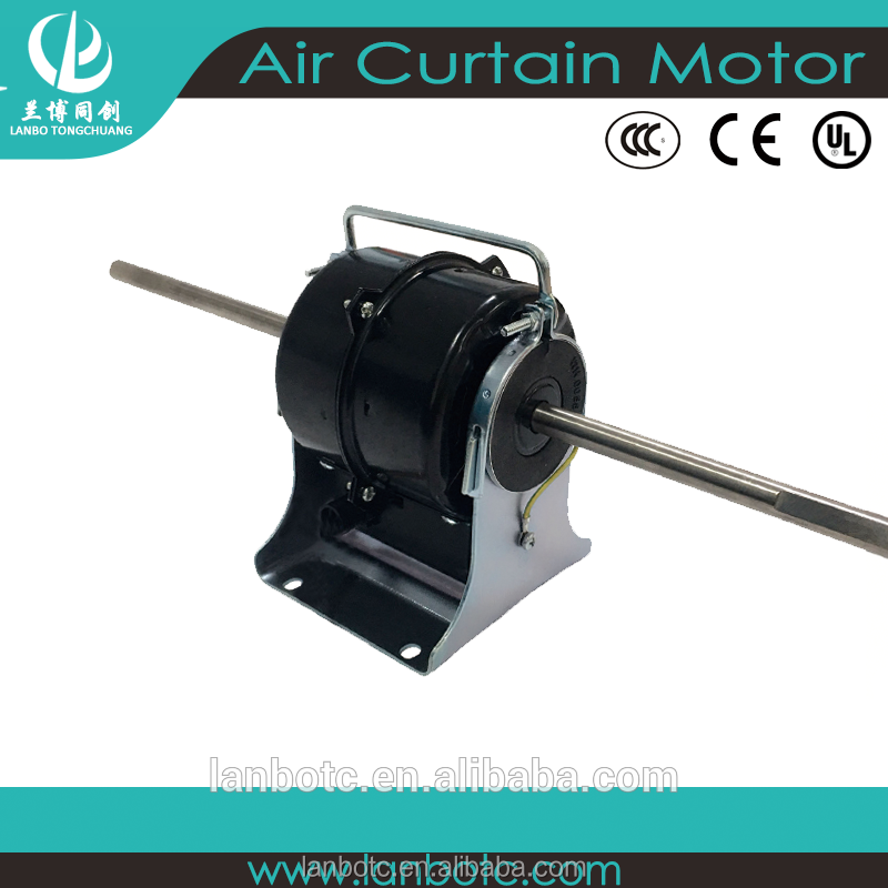 AC motor for Water Heating Air Curtain
