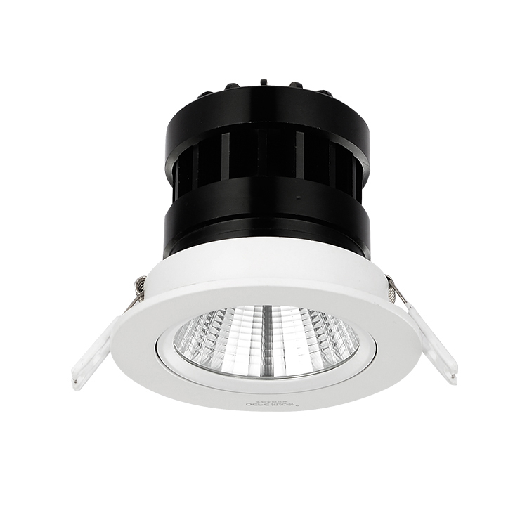Aluminum 10w 25w 30w cob led <strong>spotlight</strong> diameter 160mm recessed <strong>spotlight</strong>