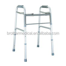 Topmedi Rehabilitation Therapy Foldable Types of Disabled Walker for Adults