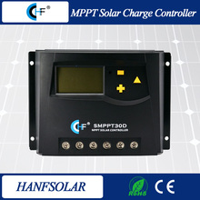 top battery power bank 30amp solar charge mppt controller with ce rohs