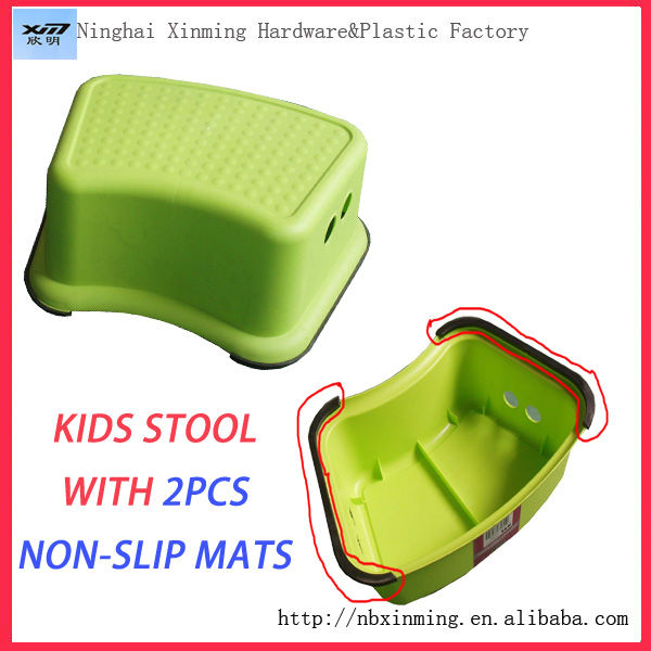 Wholesale plastic toilet stool, step chair, child stool