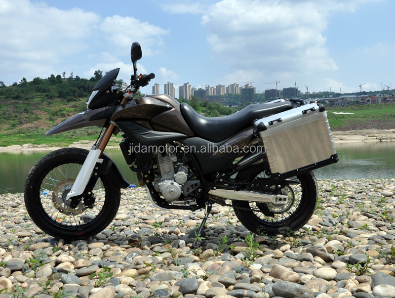 300CC DUAL SPORT BIKE XRE 300 WATER COOLED 4 VALVE DOHC BALANCE ENGINE MOTORCYCLE JD300GY