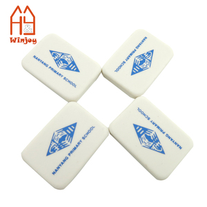 wholesale pencil erasers,white square eraser for promotional ,cheap erasers in bulk.