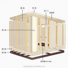 Engineer Customized Design Freezer Cold Room For Fish and Meat