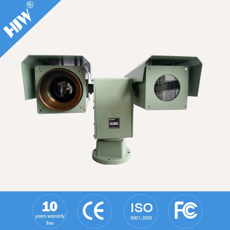 Heavy Duty Pan Tilt Network Optical Detection