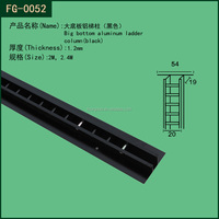 Manufacturer of Black decorative types of ferrous metals pipes