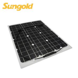 Portable solar cell panel 500w for home boat car