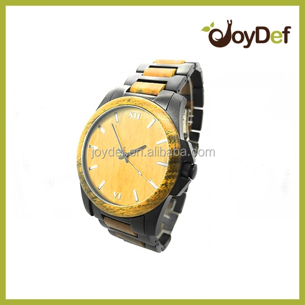 High Quality Watches Bamboo Wood women unique Watches with Custom LOGO