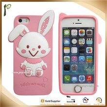 MP 021 Popwide 2017 new design for hot cellphones like Iphone, cheap cute rabbit phone cases