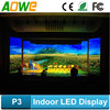 Excellent Image and video!!!! P2.5 indoor HD SMD full color rental hanging led display screen