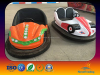 Professional manufacturer attractive amusement bumper car new