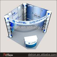 New design trade show display booth