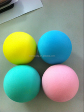 2015 hard and high density eva foam ball