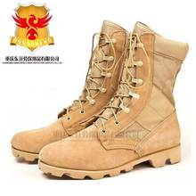 Sand military liberty waterproof army issue jungle boots