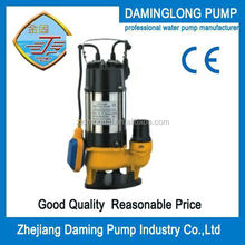 dirty water submersible pump/sewage pumps/bomba sumergible